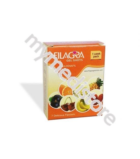 Filagra 100 Gel Shots