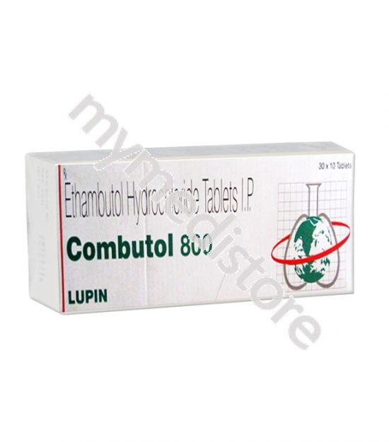 Buy Combutol 800 Mg Tablet Online Available With Uses