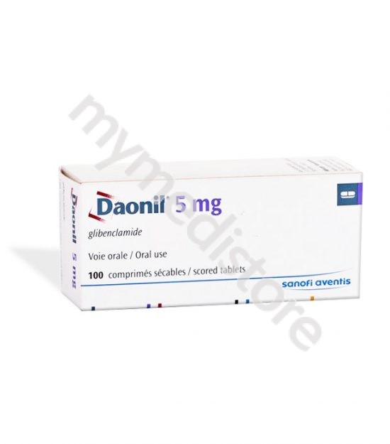 diabetes daonil sanofi-aventis diabetes
