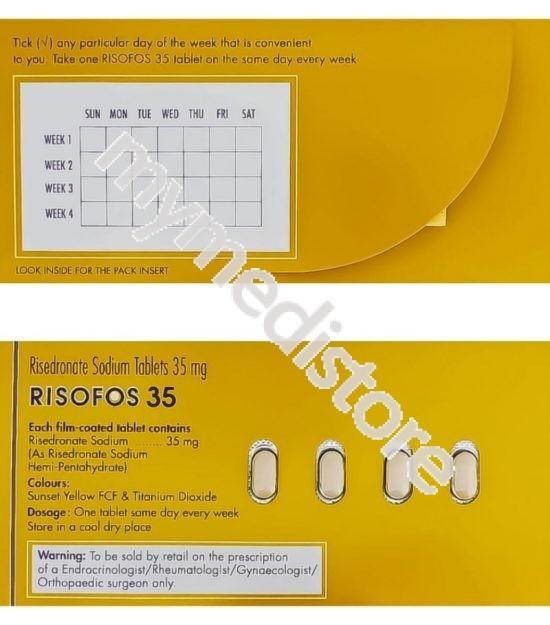 Risofos 35 Mg Tablet