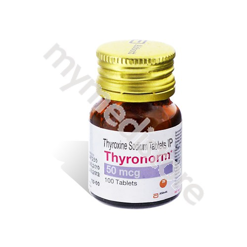 Buy Thyronorm 50 Mcg Online Cheapest Price Side Effects